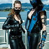 Noob Saibot and Sub-Zero