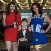Clara Oswin Oswald, Doctor Who, and TARDIS