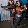 Daryl Dixon and Michonne