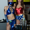 Kitana and Wonder Woman