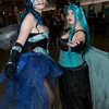 Nightmare Moon and Queen Chrysalis