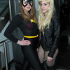 Batgirl and Black Canary