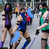 Mileena, Kitana, and Jade