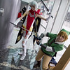 Ghirahim and Link
