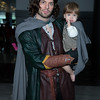 Aragorn and Frodo Baggins