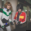 Pidge and Keith