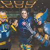 Cyclops, Cable, and Wolverine