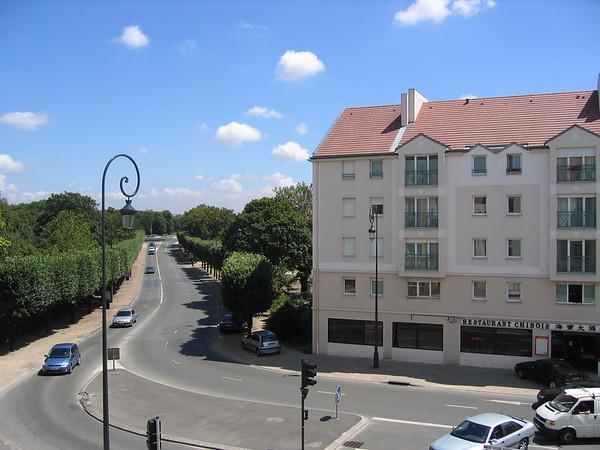 Maison Lafitte, France