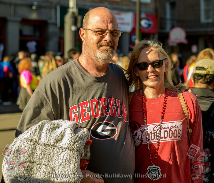 Randy and Heidi Miller from Middleburg, FL