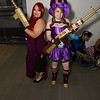 Miss Fortune and Caitlyn
