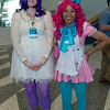 Rarity and Pinkie Pie