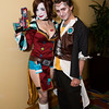 Mad Moxxi and Handsome Jack