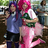 Twilight Sparkle and Pinkie Pie