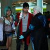 Kat, Dante, and Vergil