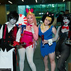 Marshall Lee, Princess Bubblegum, Susan Strong, Marceline, and Peppermint Butler