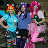 Rainbow Dash, Twilight Spakrle, Pinkie Pie, and Gummy