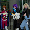 Lina Inverse, Xellos, and Gourry Gabriev