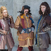 Fili, Bofur, and Kili