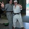 Soun Tendo and Genma Saotome