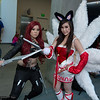 Katarina and Ahri