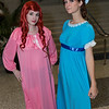 Ariel and Wendy Darling