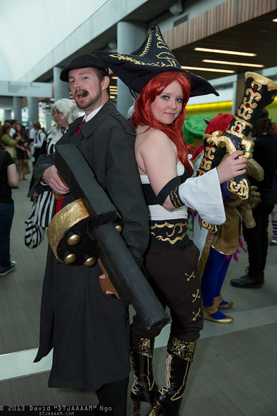 Graves and Miss Fortune