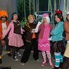 Gloyd Orangeboar, Candlehead, Rancis Fluggerbutter, Taffyta Muttonfudge, Vanellope von Schweetz, and Crumbelina DiCaramello