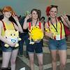 Mistys, Togepi, and Pikachus