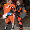 Chell and Gordon Freeman