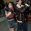 Claire Redfield and Leon Kennedy