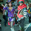 Mad Moxxi and Mordecai