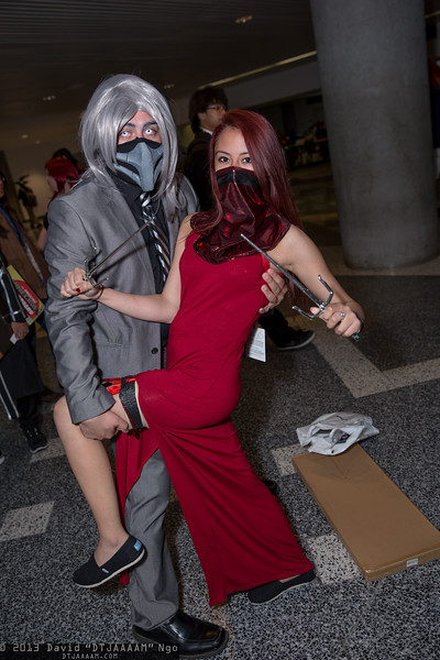 Smoke and Skarlet