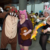 Tibbers, Annie Hastur, and Riven