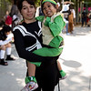 Spider-Woman and Toph Beifong