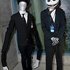 Slender Man and Jack Skellington