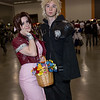 Aeris Gainsborough and Cloud Strife