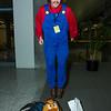 Mario and Goomba