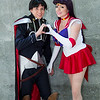 Prince Darien and Sailor Mars