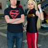Superboy and Wonder Girl