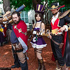 Graves, Caitlyn, and Twisted Fate
