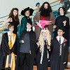 Bellatrix Lestrange, Minerva McGonagall, Rubeus Hagrid, Severus Snape, Harry Potters, and Luna Lovegood
