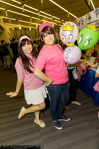 Trixie Tang and Timmy Turner