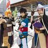 Gaius, Lon'qu, and Miriel