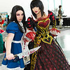 Alice and Red Queen