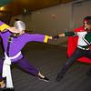 Master Asia and Domon Kasshu