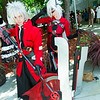 Ragna the Bloodedge and Lambda-11