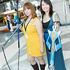 Selphie Tilmitt and Rinoa Heartilly