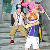 Joshua, Beat, Tenho, Rhyme, Neku Sakuraba, and Shiki Misaki