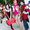 Marceline, Princess Bubblegum, and Marshall Lee