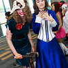 Splicer and Elizabeth